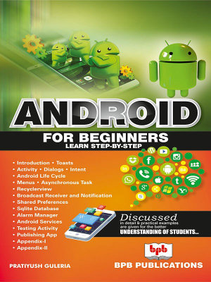 Android for Beginners PDF