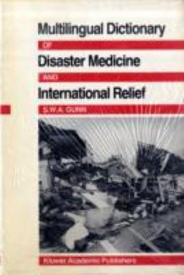 Disaster Medicine   International Relief PDF