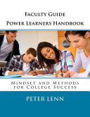 Faculty Guide Power Learners Handbook