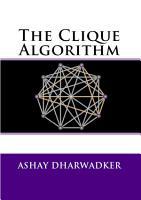 The Clique Algorithm PDF
