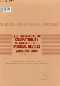 Electromagnetic Compatibility Standard for Medical Devices PDF