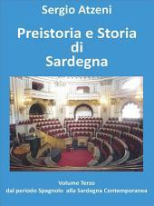 Preistoria e Storia di Sardegna -: Volume 3