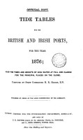 Tide Tables for the British and Irish Ports  for the Year     PDF