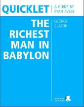 Quicklet on George Clason's The Richest Man in Babylon