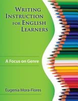 Writing Instruction for English Learners PDF