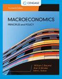Macroeconomics  Principles   Policy