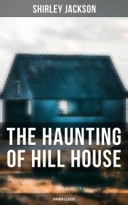 The Haunting of Hill House  Horror Classic  Book
