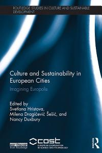 Culture and Sustainability in European Cities PDF