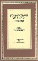 Foundations of Music History PDF