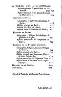 Catalogue Des Livres De La Bibliotheque De Feu M  Le Duc De La Valliere PDF