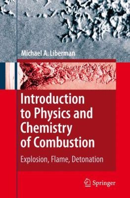 Introduction to Physics and Chemistry of Combustion Pdf Book
