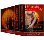 Billionaire Bad Boys - The Montgomerys: Books 1-6