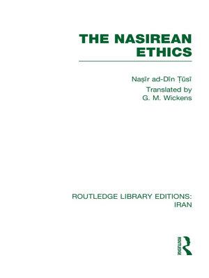 The Nasirean Ethics  RLE Iran C