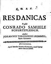 Res Danicae
