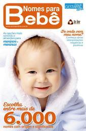 Guia da Gestante Extra Ed.21 Nomes para Bebê