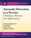 Anomaly Detection as a Service PDF