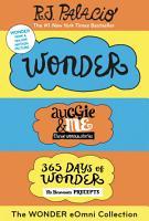 The Wonder eOmni Collection  Wonder  Auggie   Me  365 Days of Wonder PDF