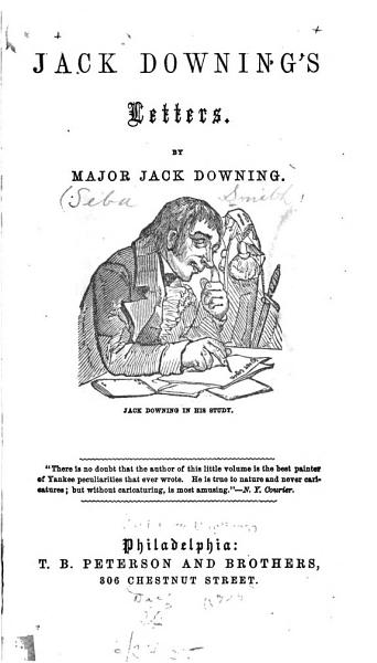 Jack Downings Letters