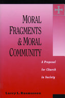 Moral Fragments and Moral Community