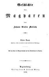 Geschichte der Magyaren: Band 1