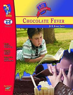 Chocolate Fever Lit Link Gr  4 6 Book