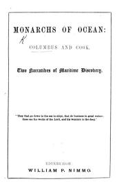 Monarchs of Ocean: Columbus and Cook. Two narratives of maritime discovery