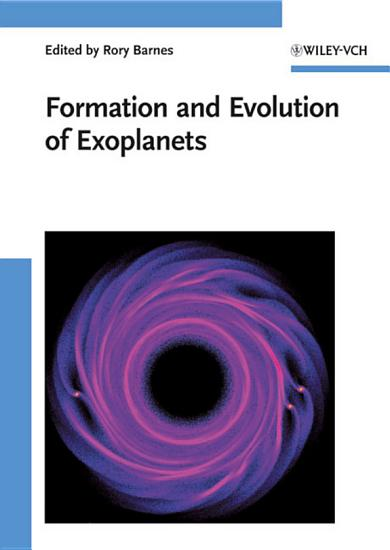 Formation and Evolution of Exoplanets PDF