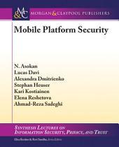 Mobile Platform Security