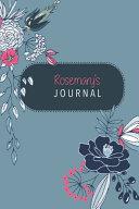 Rose s Journal PDF