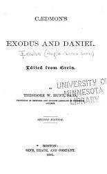 C  dmon s Exodus and Daniel PDF