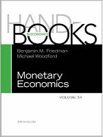 Handbook of Monetary Economics Vols 3A+3B Set