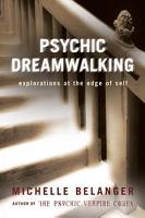 Psychic Dreamwalking PDF