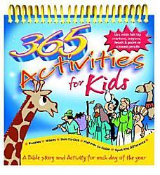 365 Activities For Kids Book PDF