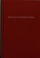 The Art of John C  Van Dyke s the Desert PDF