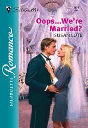 Oops We Re Married  Book PDF