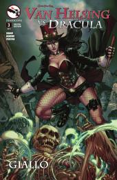 Van Helsing vs. Dracula: Issue #3 Giallo