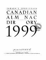Canadian Almanac   Directory PDF