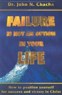 Failure is Not an Option in Your Life PDF