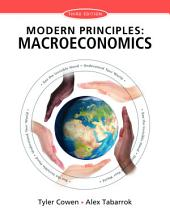 Loose-leaf Version for Modern Principles of Macroeconomics: Edition 3