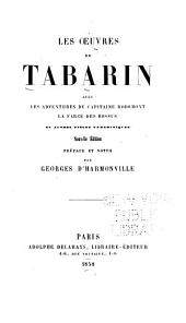 Les oeuvres de Tabarin