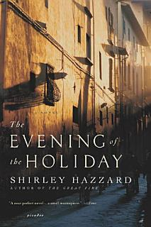 The Evening of the Holiday Book