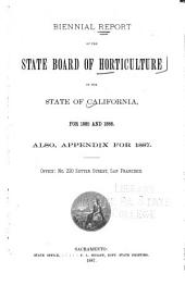 Biennial Report of the State Board of Horticulture ...