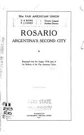 Rosario, Argentina's Second City