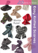 Easy Knitted Scarves PDF