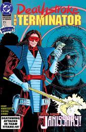 Deathstroke (1994-) #23