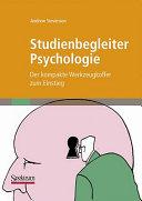 Studienbegleiter Psychologie PDF