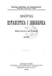 Sinopsis geográfico-estadística de la república de Chile