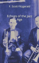 Echoes of the Jazz Age Book