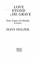 Love Beyond the Grave PDF