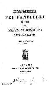 Commedie pei fanciulli